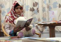 Malala remercie tous ceux qui lui apportent leur soutien