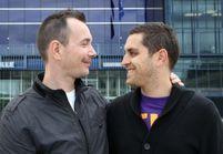 Mariage gay : c'est le jour J pour Vincent et Bruno