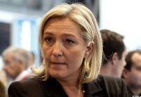 Marine Le Pen candidate aux législatives de 2012