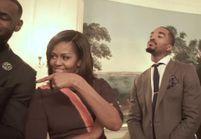 Même Michelle Obama a cédé à la tendance du #MannequinChallenge