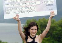Millionnaire du loto à 16 ans, elle raconte son calvaire