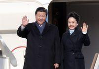 Moscou : la première dame chinoise fait sensation