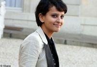Najat Vallaud-Belkacem veut plus de femmes dans les médias