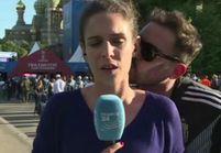 « Ne me touchez pas » : le coup de gueule d'une journaliste française à la Coupe du monde