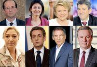 Présidentielle : les candidats répondent à ELLE