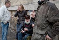 Quand NKM fume une cigarette en compagnie de SDF