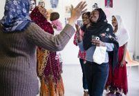 Rencontre avec les réfugiées de Calais