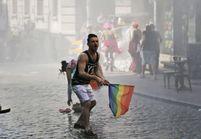 Répression à Istanbul à l'occasion de la Gay Pride