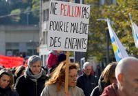 Rythmes scolaires : la grève suivie par 23% des enseignants