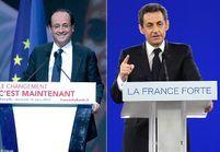 Sondage : l'écart se resserre entre Hollande et Sarkozy