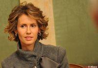 Syrie : Asma Al-Assad exprime son soutien à son mari