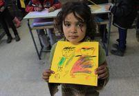Syrie: les enfants font campagne pour la paix