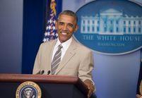 Twitter se moque du costume de Barack Obama, la Maison Blanche répond