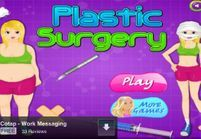 Une appli de chirurgie esthétique destinée aux enfants retirée
