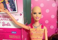 Cancer, une Barbie chauve pour réconforter les enfants malades