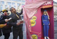 Une Barbieouvrièreà la rescousse des travailleurs chinois