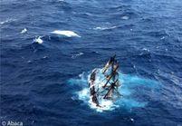 Une femme membre de l'équipage du Bounty retrouvée morte