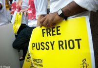 Une journée mondiale de soutien pour les « Pussy Riot »