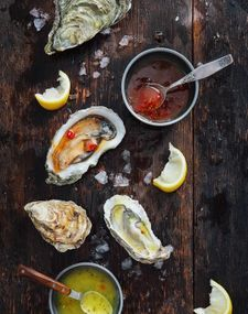 Que boire avec des huîtres ?