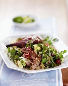 Que boire avec une salade landaise ?