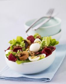 Que boire avec une salade périgourdine ?