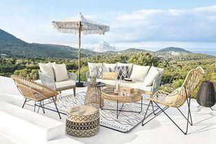 20 meubles de jardin pas chers