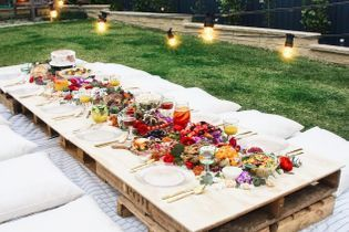 30 idées déco pour une garden party canon