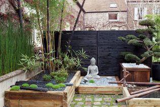Jardin zen : visez la plénitude !