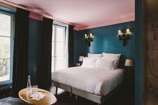 Saint-Valentin : les plus belles décorations d'hôtels à Paris