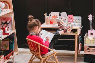 Enfant : un beau bureau pour la rentrée