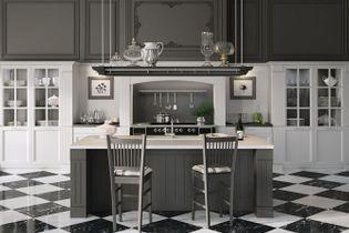Craquez pour une cuisine grise !