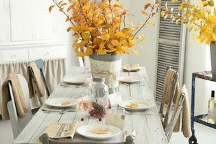 Déco de table : 40 idées pour l'automne