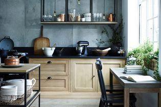 35 Cuisines De Style Campagne Pour Faire Le Plein Du0027authenticité