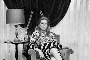Deneuve, Monroe, Dion : dans les plus beaux salons des stars