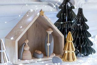10 crèches de Noël pour les petits et les grands