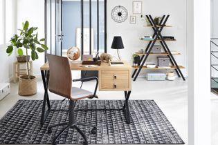 10 idées pour s'aménager un coin bureau à la maison