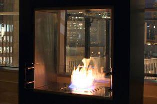 Allumer le feu... d'une cheminée éthanol