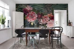 Papier Peint Tapisserie Murale Elle Decoration