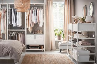 dressing elle d coration. Black Bedroom Furniture Sets. Home Design Ideas