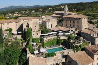 L'Hôtel Crillon Le Brave, un lieu rarissime au coeur de la Provence