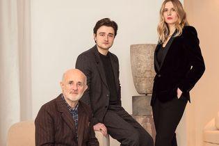 Le mobilier sculptural du singulier trio Pierre Augustin Rose