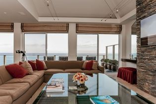 Luxe et intimité, les deux ingrédients de la villa californienne de Sandra Bullock