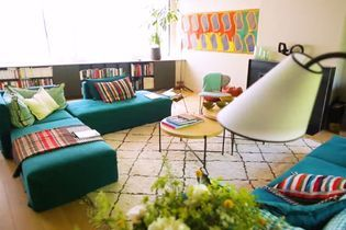 #ELLEDécoInside : découvrez la maison parisienne comme un voyage de Véronique Piédeleu