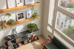 Les créateurs de Kann Design nous ouvrent les portes de leur surprenant duplex