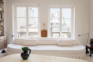 Visite chez le gentleman chineur cofondateur du mobilier Pierre Augustin Rose
