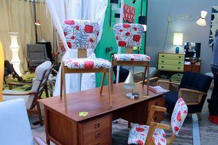 brocante meubles et objets r cup ou chiner elle. Black Bedroom Furniture Sets. Home Design Ideas