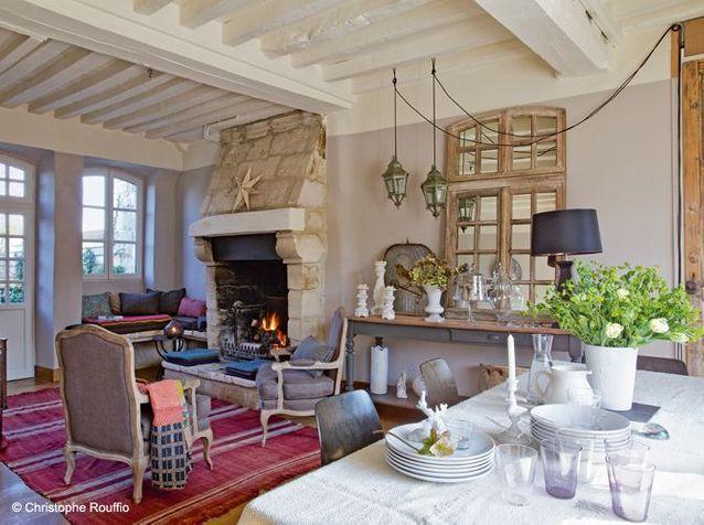 Elle Chic Maison Et Classique Déco Décoration En NormandieUne F1TlKJc