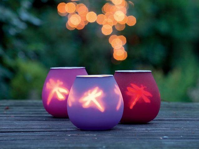 Jardin Décoration Votre Éclairent Et Lanternes Photophores Elle 6fgYbyv7