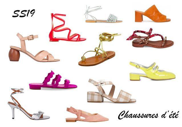 Les Belles Femmes Plus Elle Chaussures Pour D'été CxoWrdeB