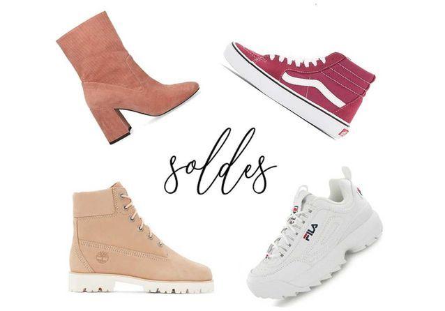 Redoute De Chaussures Sélection À 2019Notre La Soldes Lj43AR5